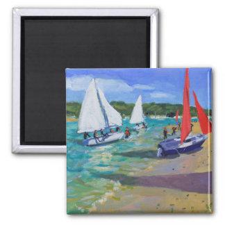 Sailing Boats Magnet