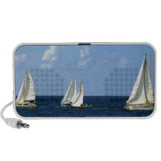 Sailing Boats Mp3 Speaker