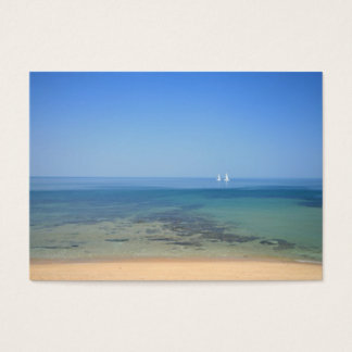 Sailing Boats Tropical Water - Gift Certificate