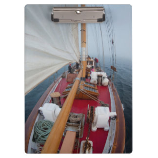 Sailing Boundary Pass Clipboard
