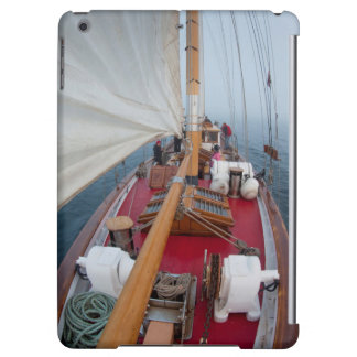 Sailing Boundary Pass iPad Air Cover