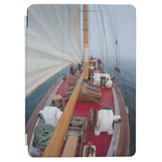 Sailing Boundary Pass iPad Air Cover