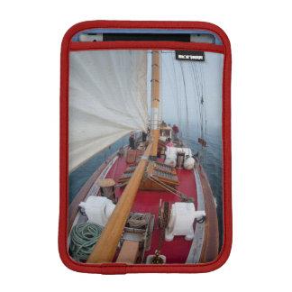 Sailing Boundary Pass iPad Mini Sleeve