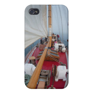 Sailing Boundary Pass iPhone 4/4S Case