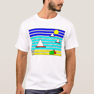 Sailing By T-Shirt