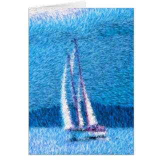 Sailing Cards