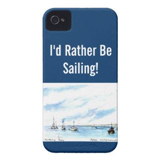 Sailing Case - Monterey California iPhone 4 Cases