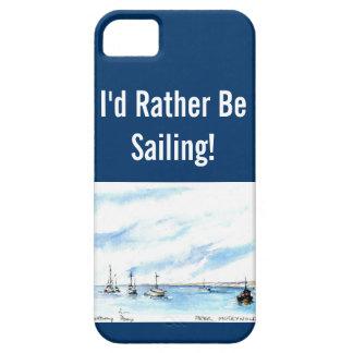 Sailing Case - Monterey California iPhone 5 Case