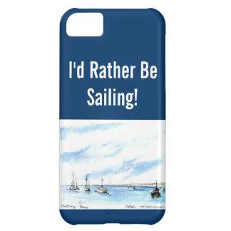 Sailing Case - Monterey California iPhone 5C Case