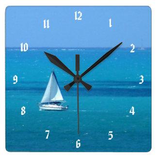 Sailing Wall Clocks