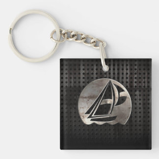 Sailing; Cool Key Ring