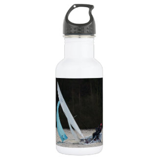 Sailing Dinghy At Speed 532 Ml Water Bottle