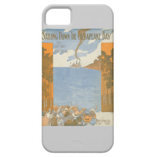 Sailing Down the Chesapeake Bay iPhone 5 Cases