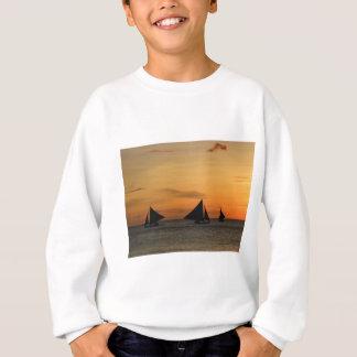 Sailing: Feel the wind. Sweatshirt