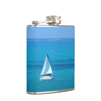 Sailing Hip Flask