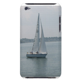 Sailing in New England iTouch Case Barely There iPod Case