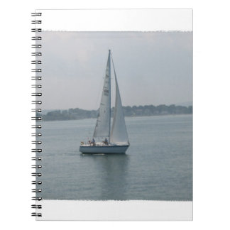 Sailing in New England Notebook