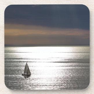 Sailing in Santa Monica - Set of 6 Coasters
