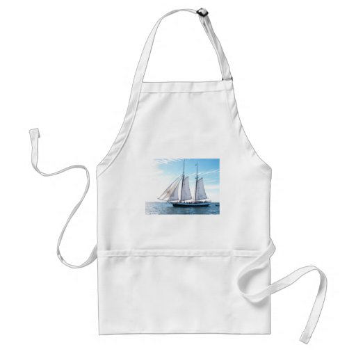 Sailing In The Keys Apron