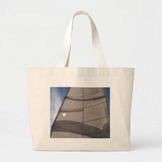 Sailing In The Keys Jumbo Tote Bag