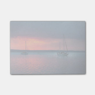 Sailing Into The Sunset   Cienfuego, Cuba Post-it® Notes