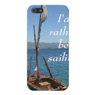 Sailing IPhone Case iPhone 5/5S Covers