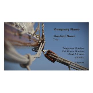 Sailing Jib Business Card Templates