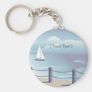 Sailing Keychain