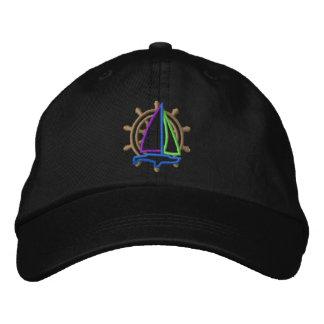 Sailing Logo Baseball Cap