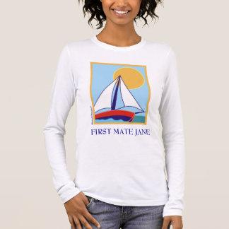 Sailing. Long Sleeve T-Shirt