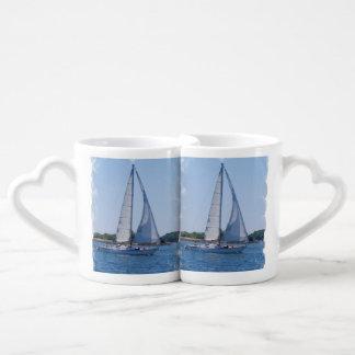 Sailing Lovers Mug
