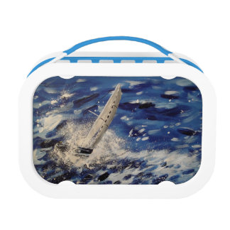 Sailing lunchbox