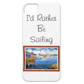 Sailing - Monterey Bay iPhone 5 Case