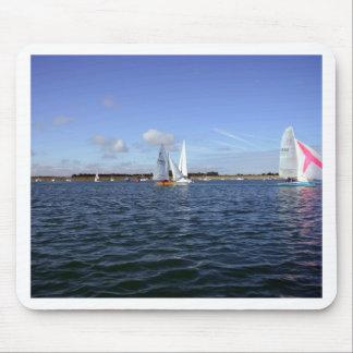 Sailing Mouse Mat