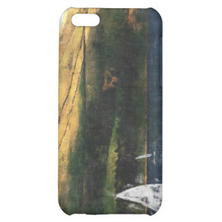 Sailing on Dovestone Reservoir iPhone 5C Covers