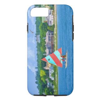 Sailing on Lake Huron iPhone 7 Case