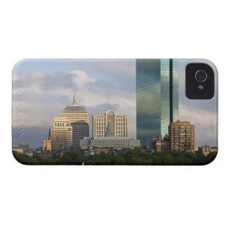 Sailing on the Charles River in Boston, iPhone 4 Case-Mate Case