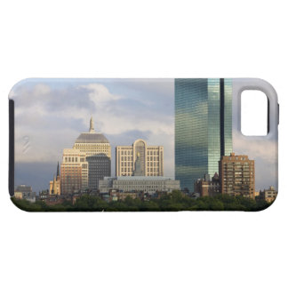 Sailing on the Charles River in Boston, Tough iPhone 5 Case