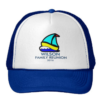 Sailing or Cruise Reunion (or Event) Cap