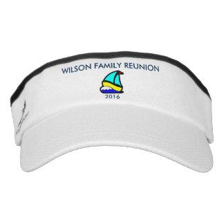 Sailing or Cruise Reunion (or Event) Visor