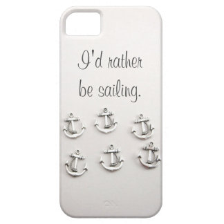 Sailing phone case iPhone 5 cover