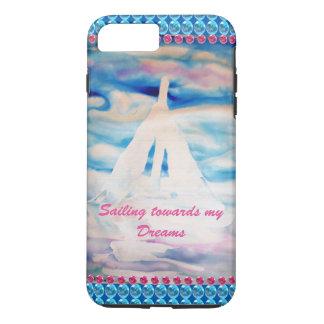 Sailing Sailboats Dreams Inspiration CricketDiane iPhone 7 Plus Case