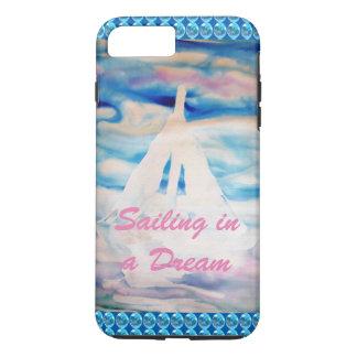 Sailing Sailboats Sail Dreamy Ocean CricketDiane iPhone 7 Plus Case