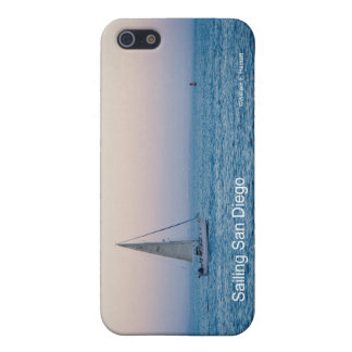 Sailing San Diego California Products iPhone 5/5S Covers