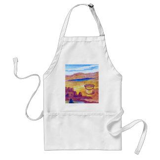 Sailing Sand Castle Moat CricketDiane Adult Apron