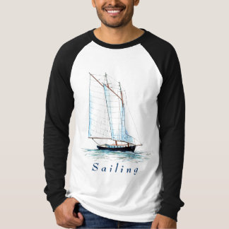 Sailing Schooner Shirt