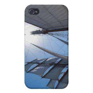 Sailing Ship 4  Cases For iPhone 4