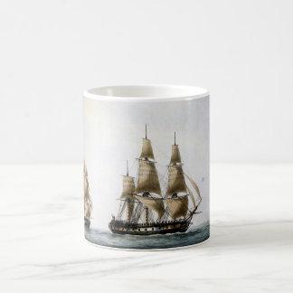 Sailing Ship Basic White Mug