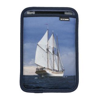 Sailing Ship On The Baltic Sea iPad Mini Sleeve