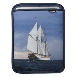 Sailing Ship On The Baltic Sea Sleeve For iPads